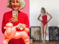 60歲還在當模特兒!法國奶奶Sylviane的保養之道:每天2片黑巧克力