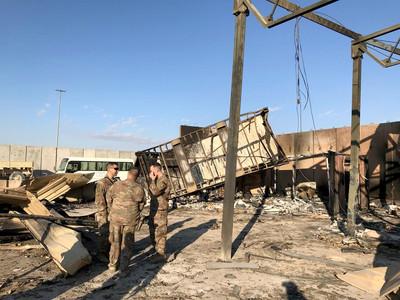 五角大廈:伊朗空襲釀34美軍腦損傷