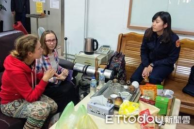 俄籍女背包客無處睡  警方供宿協助度過寒夜