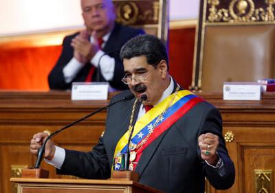 委國外長:瓜地馬拉總統抱川普大腿