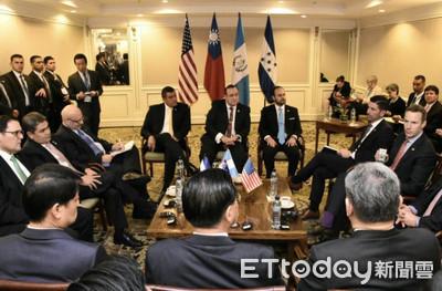 台灣、美國、瓜地馬拉及宏都拉斯辦「四方會談」 吳釗燮:促進區域合作