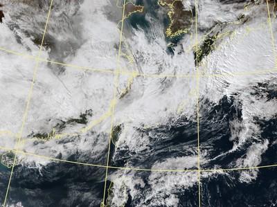 春節北中南東天氣攻略!7天雨區出爐
