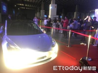和碩尾牙最大獎送Tesla Model 3