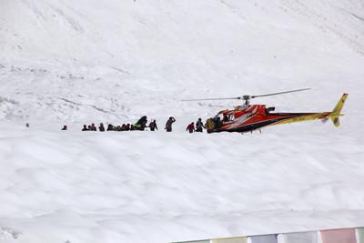 喜馬拉雅山雪崩 3台灣登山客失蹤