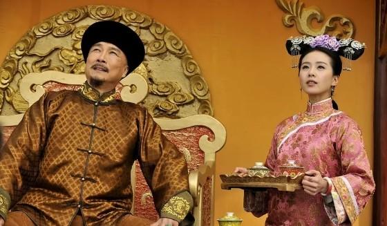 ▲劉松仁在《步步驚心》中飾演康熙帝。(圖/《步步驚心》劇照)