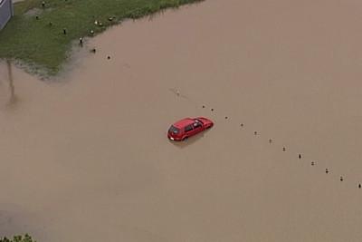 澳洲東海岸降暴雨「大淹水」