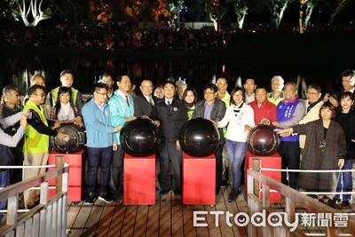 2020月津港燈節開幕
