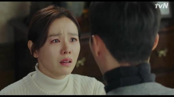 ▲雷/玄彬含淚告白:她出事,我一輩子會活在地獄!父母面前認愛了。(圖/翻攝自tvN)