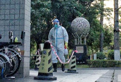WHO召開緊急會議「討論武漢肺炎」