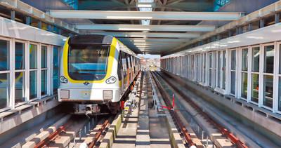 新北環狀線試乘 新莊→板橋5分鐘