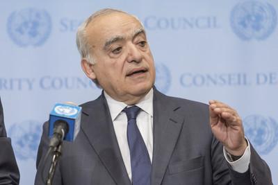 利比亞內戰 UN大使籲:外國別干涉