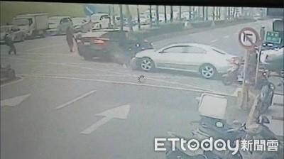 驚悚畫面曝!12歲女童過馬路遭特斯拉「掃過」慘死