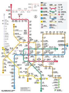 捷運圖再延伸!官方更新最新2020版美翻