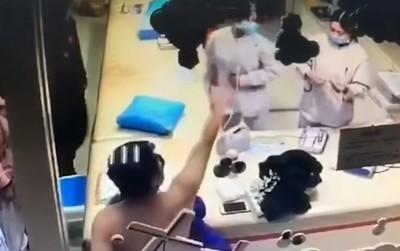 BMW夫婦耍酒瘋 打斷護士鼻樑