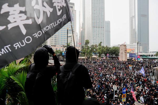 美制裁港「報復」國安法 李振廣:純屬選舉政治操作