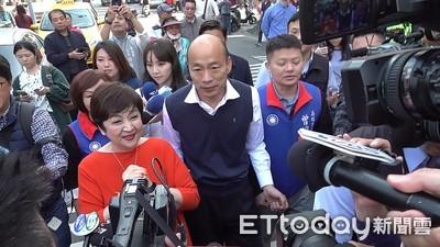 選後第8天 韓國瑜避談政治議題