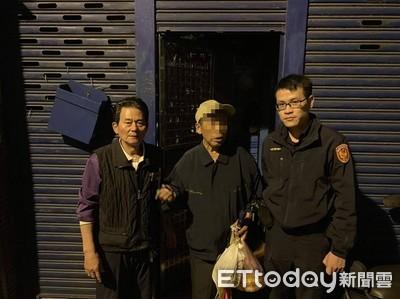 9旬榮民超勇健 散步迷途16公里