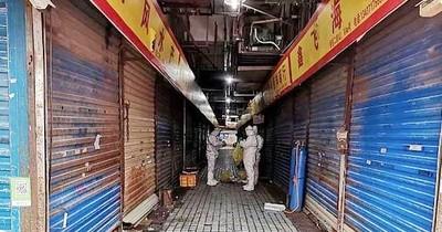 即/最新檢測:華南海鮮市場存在大量病毒