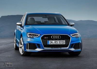 Audi Sport 暫無意開發「RS 1」 5缸引擎是入門!