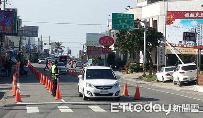 台東海岸線聯22至29日疏導管制 避開車多時段