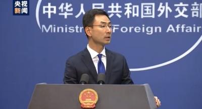 陸外交部回應「武漢肺炎」疫情