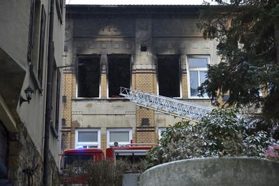捷克精神療養院凌晨大火狂燒 8病患亡
