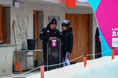冬青奧空架雪車呂佳欣寫個人最佳