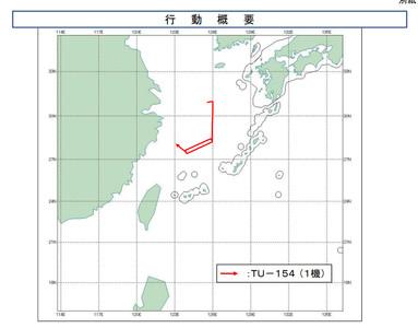 軍事專家:TU-154絕非逗台日空軍玩