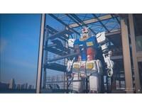 巨型等身大可移動鋼彈RX78 預計今夏橫濱登場
