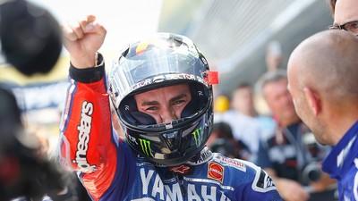 MotoGP/Jorge Lorenzo晉升傳奇車手!15歲出道奪5次世界冠軍