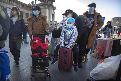 防範武漢肺炎 加拿大、澳洲機場加強檢驗
