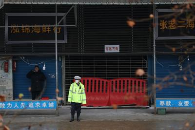 陸委會:武漢來台各管道「暫緩處理」
