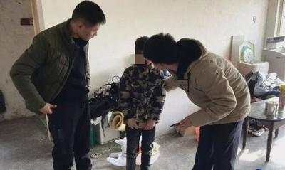 10歲男童失蹤7天 在同學床下找到