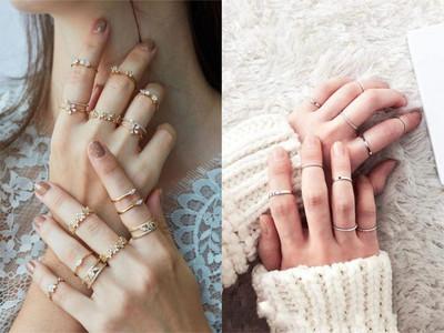 日本瘋傳靠戒指「開運」