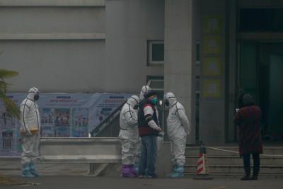 陸衛健委:武漢肺炎存在進一步擴散風險