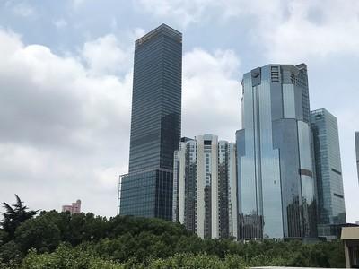 上海高級商務區傳有人肺部感染