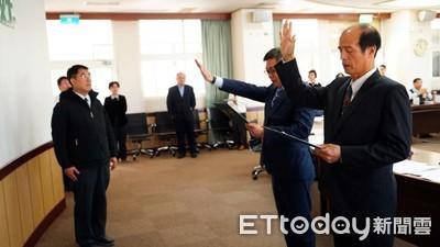 台南市新任經發局長、社會局長宣誓就職