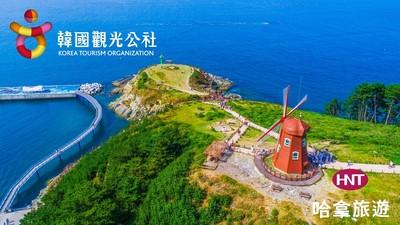 暢遊韓國釜山巨濟島放鬆療癒之旅