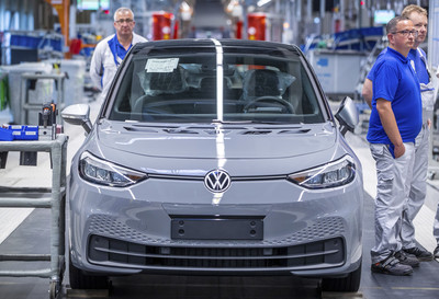福斯集團新車賣最多