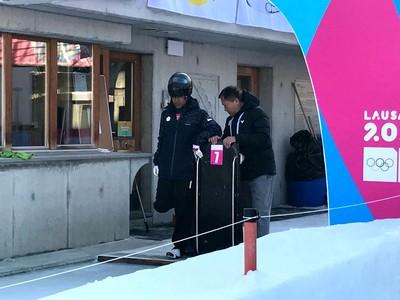 冬青奧國手楊柏威有奧運夢