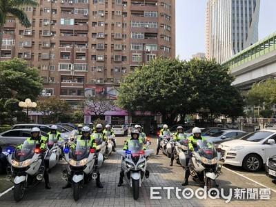 台中市警局春節交通5大創新策略