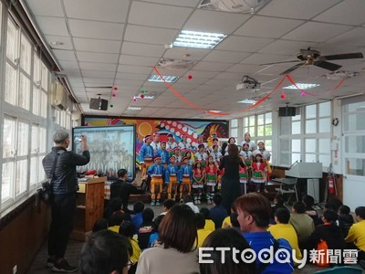 台日小學生視訊共學海洋教育