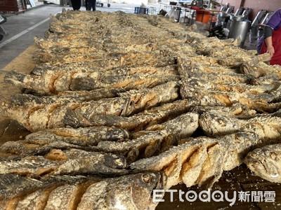 最狂祭品兌現 1千尾酥炸石斑魚大放送