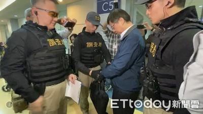 楊文虎詐貸386億潛逃美國 遭調查局押回