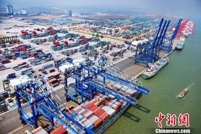 上海2019年GDP總額接近4兆元人民幣!