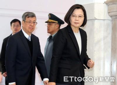 快訊/蔡英文:WHO不應為政治因素排除台灣