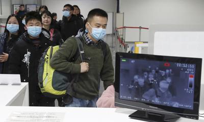 日嚴防武漢肺炎 關西出動SARS防疫規格