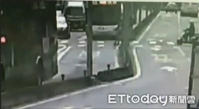 公車駕駛恍神 未注意紅燈追撞2公車釀6傷
