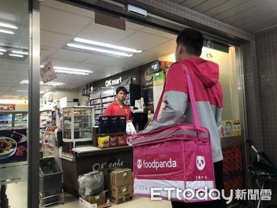 foodpanda衝超商櫃檯喊6字 店員崩潰
