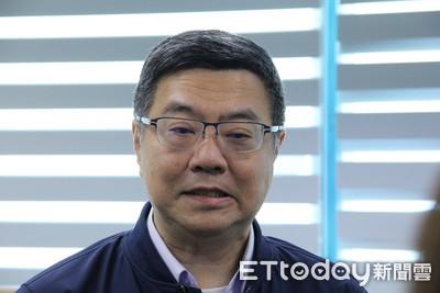 卓榮泰嗆「台灣連口罩產能都清楚公告」:台灣能!中國大陸能不能?